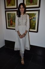 Feryna Wazheir at Rang Rasiya film promotion with art exhibition on 4th Oct 2014 (133)_54313715d96a4.JPG