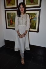 Feryna Wazheir at Rang Rasiya film promotion with art exhibition on 4th Oct 2014 (136)_5431371e324dc.JPG
