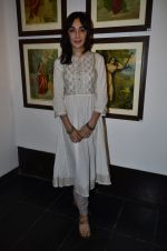 Feryna Wazheir at Rang Rasiya film promotion with art exhibition on 4th Oct 2014 (140)_54313729989c0.JPG