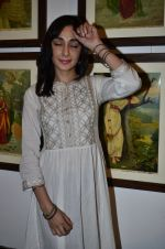 Feryna Wazheir at Rang Rasiya film promotion with art exhibition on 4th Oct 2014 (141)_5431372e51ba9.JPG