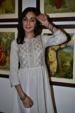 Feryna Wazheir at Rang Rasiya film promotion with art exhibition on 4th Oct 2014 (142)_543137339b4cd.JPG