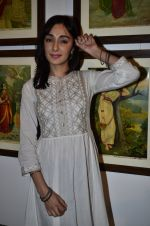 Feryna Wazheir at Rang Rasiya film promotion with art exhibition on 4th Oct 2014 (143)_543137385086a.JPG