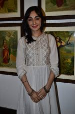 Feryna Wazheir at Rang Rasiya film promotion with art exhibition on 4th Oct 2014 (144)_5431373bc385b.JPG
