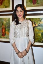 Feryna Wazheir at Rang Rasiya film promotion with art exhibition on 4th Oct 2014 (146)_54313743262cb.JPG