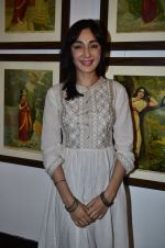 Feryna Wazheir at Rang Rasiya film promotion with art exhibition on 4th Oct 2014 (148)_54313749ea130.JPG