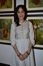 Feryna Wazheir at Rang Rasiya film promotion with art exhibition on 4th Oct 2014 (149)_5431377b4885a.JPG