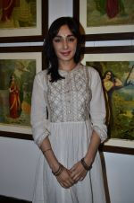 Feryna Wazheir at Rang Rasiya film promotion with art exhibition on 4th Oct 2014 (151)_543137512437b.JPG