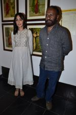 Feryna Wazheir, Ketan Mehta at Rang Rasiya film promotion with art exhibition on 4th Oct 2014 (78)_5431376660e84.JPG