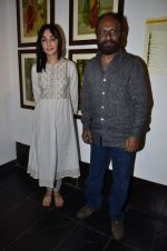 Feryna Wazheir, Ketan Mehta at Rang Rasiya film promotion with art exhibition on 4th Oct 2014 (79)_543135dd15383.JPG