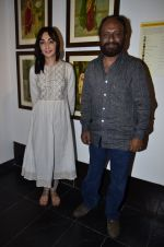 Feryna Wazheir, Ketan Mehta at Rang Rasiya film promotion with art exhibition on 4th Oct 2014 (80)_5431376964c2d.JPG