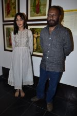 Feryna Wazheir, Ketan Mehta at Rang Rasiya film promotion with art exhibition on 4th Oct 2014 (83)_5431376f6fe69.JPG