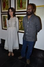 Feryna Wazheir, Ketan Mehta at Rang Rasiya film promotion with art exhibition on 4th Oct 2014 (84)_543135e4343ac.JPG
