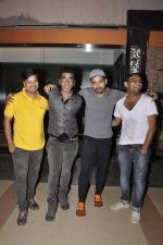 Gurmeet Chaudhary at Vije Bhatia_s bash in Malad on 4th Oct 2014 (64)_5430beb854284.JPG