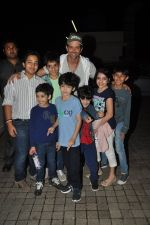 Hrithik Roshan at Bang Bang special screening hosted by Hrithik Roshan on 1st Oct 2014 (89)_5430e26c294ea.JPG