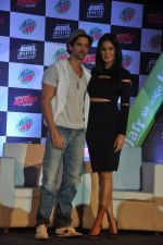 Hrithik Roshan, Katrina Kaif at Bang Bang Mountain Dew event on 1st Oct 2014 (13)_5430ddb072bcf.JPG