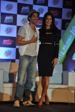 Hrithik Roshan, Katrina Kaif at Bang Bang Mountain Dew event on 1st Oct 2014 (19)_5430ddb41809e.JPG