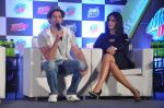 Hrithik Roshan, Katrina Kaif at Bang Bang Mountain Dew event on 1st Oct 2014 (26)_5430dea430458.JPG