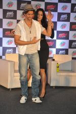 Hrithik Roshan, Katrina Kaif at Bang Bang Mountain Dew event on 1st Oct 2014 (66)_5430ded7425b2.JPG