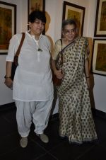 Kalpana Lajmi, Lalita Lajmi at Rang Rasiya film promotion with art exhibition on 4th Oct 2014 (160)_543137b989866.JPG