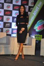 Katrina Kaif at Bang Bang Mountain Dew event on 1st Oct 2014 (12)_5430df0b43ea4.JPG