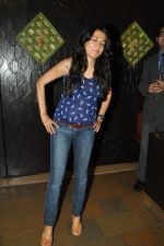 Mini Mathur snapped at Mahesh Lunch Home on 4th Oct 2014  (80)_5430bb671811b.JPG