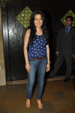 Mini Mathur snapped at Mahesh Lunch Home on 4th Oct 2014  (81)_5430bb6d2f5f9.JPG