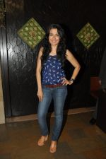 Mini Mathur snapped at Mahesh Lunch Home on 4th Oct 2014  (83)_5430bb738d018.JPG