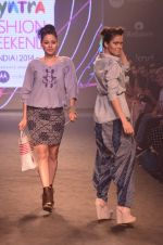 Model walk for Kalki show at Myntra fashion week day 2 on 4th Oct 2014 (39)_5430ed393e51a.JPG