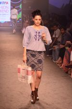 Model walk for Kalki show at Myntra fashion week day 2 on 4th Oct 2014 (45)_5430ed62dbe9f.JPG