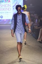 Model walk for Kalki show at Myntra fashion week day 2 on 4th Oct 2014 (62)_5430edc863992.JPG