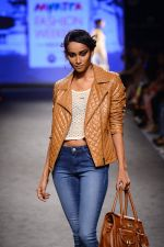 Model walk the ramp for Elle Show on day 3 of Myatra fashion week on 5th Oct 2014 (270)_54313c595c49d.JPG