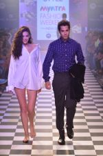 Model walks for Men_s Health show at Myntra fashion week day 2 on 4th Oct 2014 (97)_5430bc18c8cd8.JPG