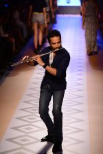 Raghav Sachar walks for Rina Dhaka at Myntra fashion week day 1 on 3rd Oct 2014 (413)_54312733d5f1f.JPG
