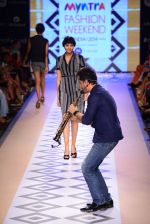 Raghav Sachar walks for Rina Dhaka at Myntra fashion week day 1 on 3rd Oct 2014 (501)_54312777683a9.JPG