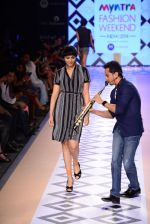 Raghav Sachar walks for Rina Dhaka at Myntra fashion week day 1 on 3rd Oct 2014 (502)_5431278297484.JPG