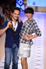 Raghav Sachar walks for Rina Dhaka at Myntra fashion week day 1 on 3rd Oct 2014 (511)_543127e3c61b1.JPG