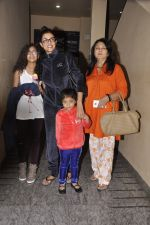 Sushmita Sen snapped with family at PVR on 4th Oct 2014 (17)_5430d63dcee7b.JPG