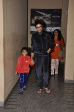 Sushmita Sen snapped with family at PVR on 4th Oct 2014 (3)_5430d60973de4.JPG