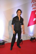 Tiger Shroff at Bang Bang special screening hosted by Hrithik Roshan on 1st Oct 2014 (38)_5430e2c934b17.JPG
