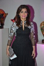 Bina Aziz at Maheka Mirpuri_s show for cancer cause in Taj Hotel, Mumbai on 6th Oct 2014(964)_543387fa0b7b4.JPG