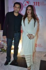 Laila Khan Rajpal at Maheka Mirpuri_s show for cancer cause in Taj Hotel, Mumbai on 6th Oct 2014(911)_543388620952a.JPG
