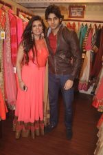 Abhimanyu Dassani at Ushma Vaidya presented her festive collection in Dvar, Juhu, Mumbai on 7th Oct 2014 (247)_5434d9b63abd2.JPG
