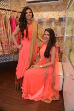 Malvika Raaj at Ushma Vaidya presented her festive collection in Dvar, Juhu, Mumbai on 7th Oct 2014 (207)_5434daceadd3c.JPG