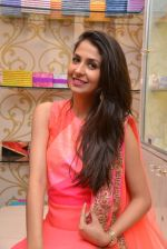 Malvika Raaj at Ushma Vaidya presented her festive collection in Dvar, Juhu, Mumbai on 7th Oct 2014 (341)_5434dade58a48.JPG