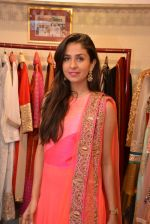 Malvika Raaj at Ushma Vaidya presented her festive collection in Dvar, Juhu, Mumbai on 7th Oct 2014 (343)_5434daf2afcc4.JPG