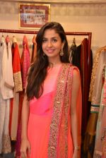 Malvika Raaj at Ushma Vaidya presented her festive collection in Dvar, Juhu, Mumbai on 7th Oct 2014 (344)_5434dafcc8a7a.JPG