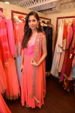 Malvika Raaj at Ushma Vaidya presented her festive collection in Dvar, Juhu, Mumbai on 7th Oct 2014 (345)_5434db091f33d.JPG