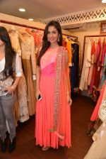 Malvika Raaj at Ushma Vaidya presented her festive collection in Dvar, Juhu, Mumbai on 7th Oct 2014 (347)_5434db1cabb49.JPG
