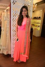Malvika Raaj at Ushma Vaidya presented her festive collection in Dvar, Juhu, Mumbai on 7th Oct 2014 (355)_5434db4fc4b7a.JPG