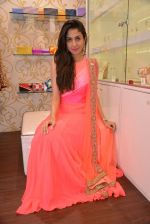 Malvika Raaj at Ushma Vaidya presented her festive collection in Dvar, Juhu, Mumbai on 7th Oct 2014 (356)_5434db54a8153.JPG